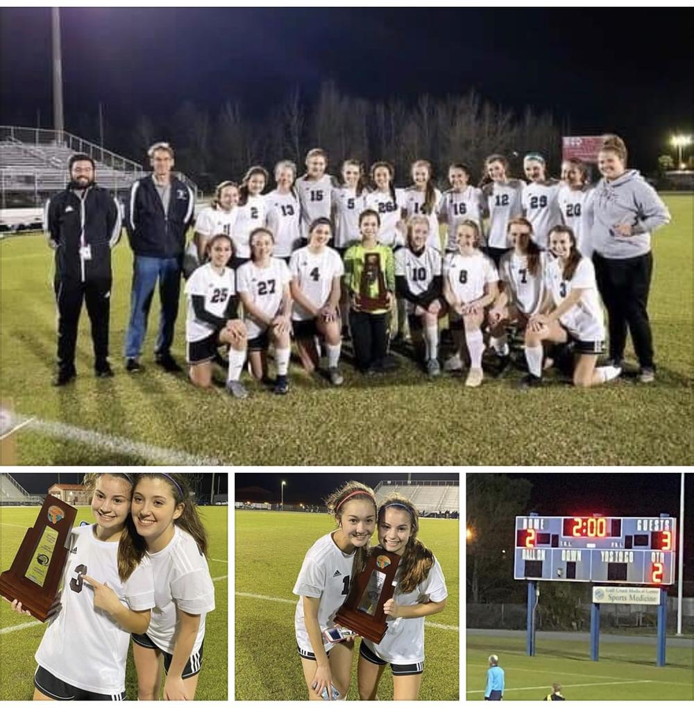 Soccer District title